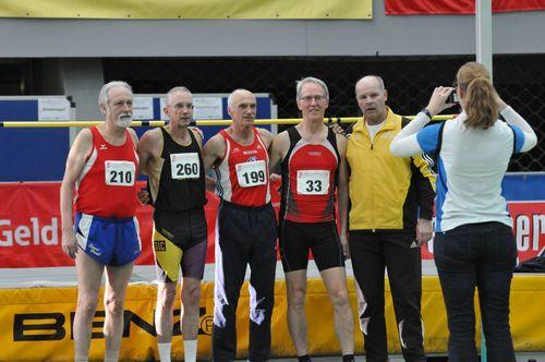 BW-Hallenmeisterschaften der Senioren