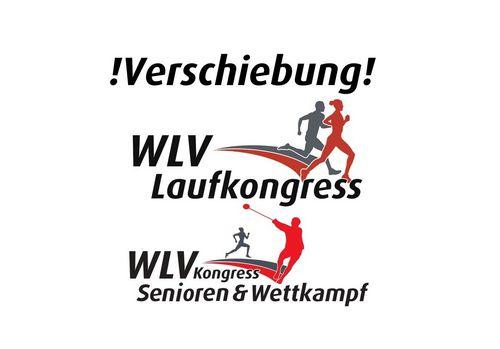 Verschiebung WLV Laufkongress und WLV Kongress Senioren & Wettkampf