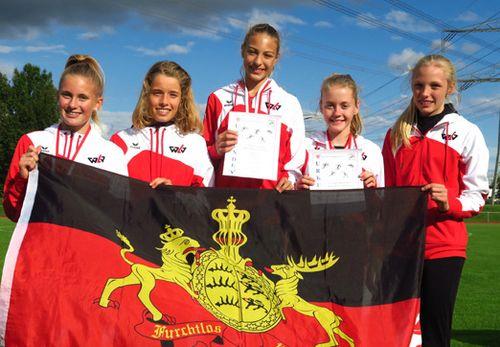 WLV-Team Zweiter beim U16-Vergleich