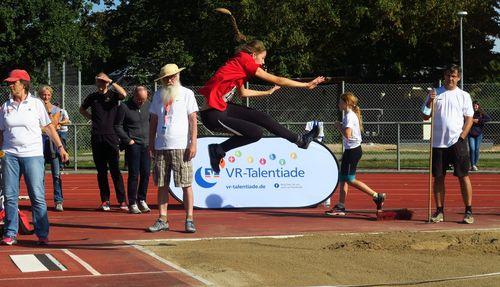 VR-Talentiade: Top-Leistungen in Renningen