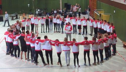 Tanzt in Heuchelheim mal wieder die U16 des WLV?