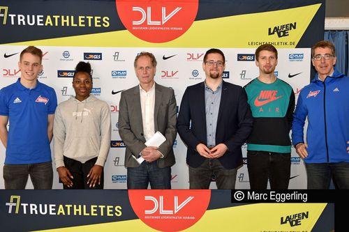 Deutsche Jugend-Hallenmeisterschaften am 23./24. Februar 2019 in Sindelfingen