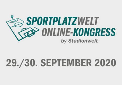 Jetzt anmelden: Sportplatzwelt-Online-Kongress