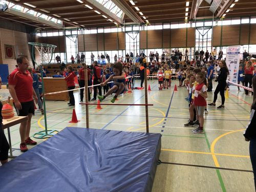 Der SSV Ulm 1846 gewinnt den WLV Pokal Kinderleichtathletik 2019