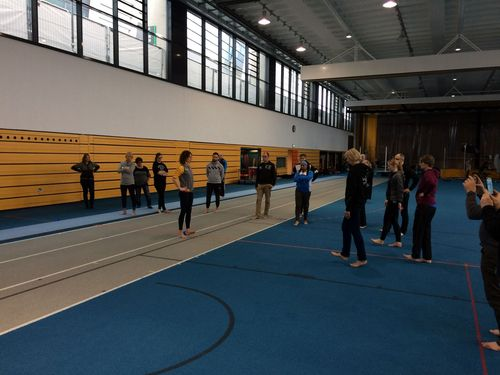 6. Sprung-Kongress – BW Sprungtrainer/innen mit vielen Möglichkeiten zur Selbsterfahrung