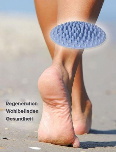 Wir sorgen für Regeneration, Wohlbefinden und Gesundheit Ihrer Füße!