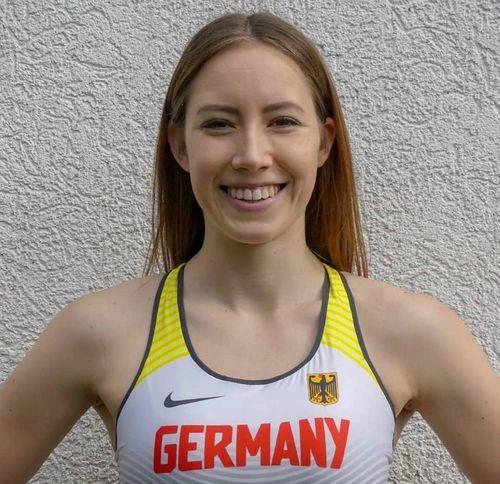 Erster internationaler Start im Deutschland-Trikot für Lea Riedel