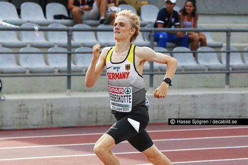 U20-EM: Moritz Ebbeskotte kämpft sich ins Finale