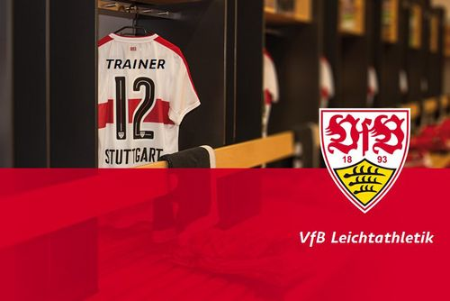 Das Trainerteam der VfB Stuttgart Leichtathletik sucht Verstärkung