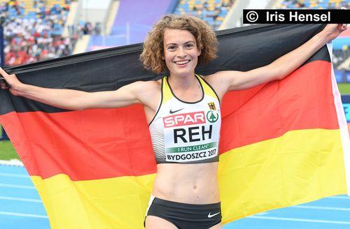 Alina Reh - Eine Botschafterin des Sports in Baden-Württemberg