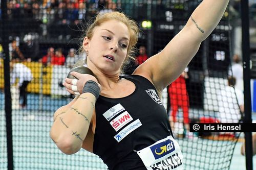 Deutsche Hallenmeisterschaften am 22./23. Februar 2020 in Leipzig