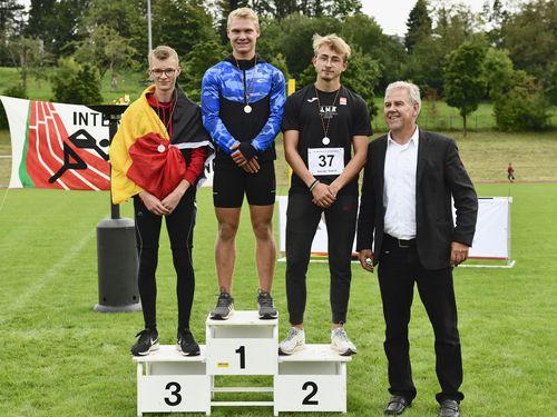 30. Internationales Schülermeeting im Tettnanger Manzenberg-Stadion: Bodenseekreis Dritter