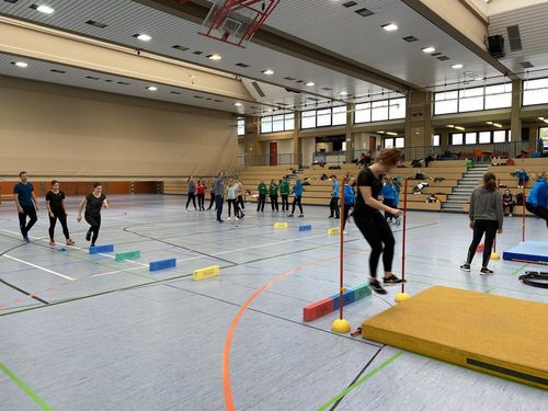 Fortbildung Kinderleichtathletik in Giengen an der Brenz