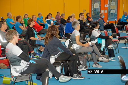 Erfolgreicher WLV Laufkongress unter Corona-Bedingungen