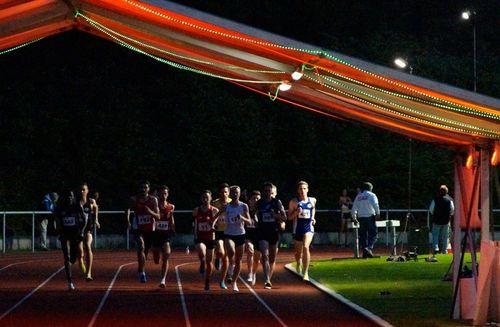 3. Lange Laufnacht in Karlsruhe am 19. Mai 2018