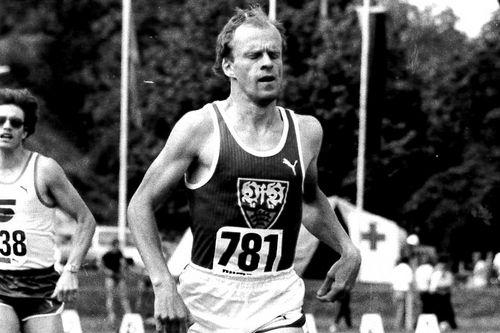 Herbert Wursthorn nach 40 Leichtathletik-Jahren in den Ruhestand verabschiedet
