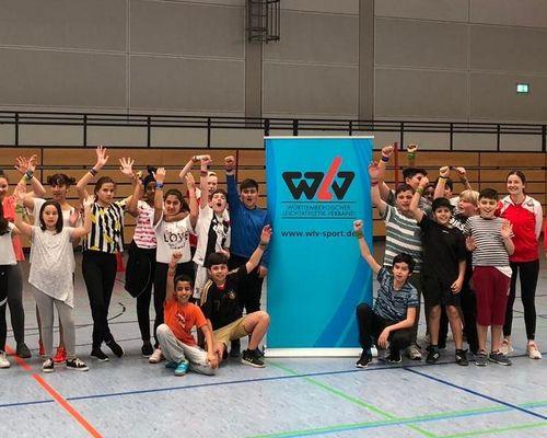Gelungener Tour-Auftakt von WLV YOUletics 2019