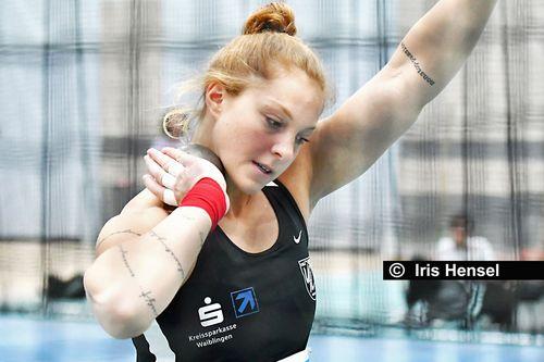 U23-Europameisterin Alina Kenzel vom VfL Waiblingen
