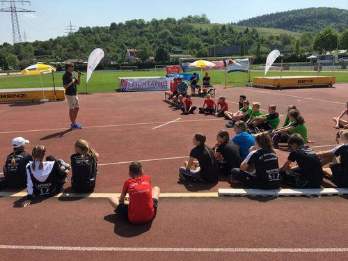Talentsichtung: Der Team Hoch-Sprungcup geht in die zweite Runde