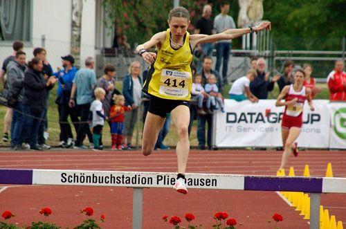 Internationales Läufermeeting am 13. Mai 2018 in Pliezhausen
