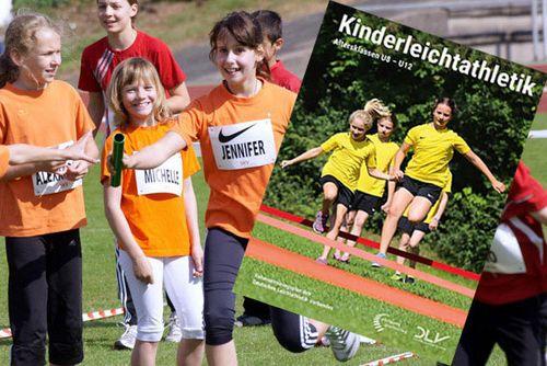 """Neuer DLV-Rahmentrainingsplan """"Kinderleichtathletik"""" erschienen"""
