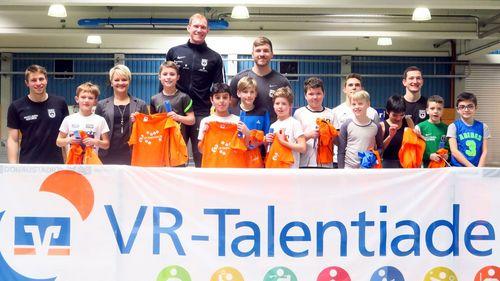 Halbzeit bei der VR-Talentiade