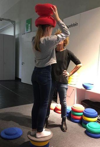 Stapel- & Kreiselstein-Workshop beim 4. WLV Laufkongress 23. März 2019