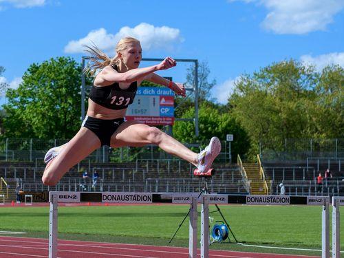 Internationale Nachwuchs-Normen für BW-Läufer