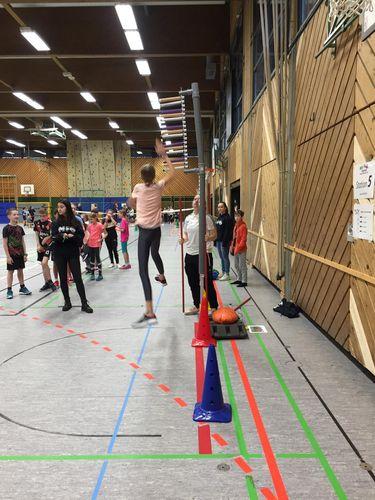 Voller Erfolg bei WLV YOUletics in Nürtingen