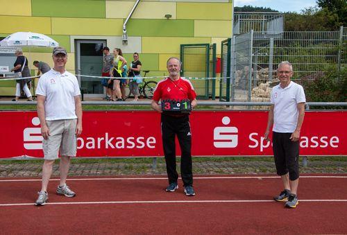 Deutscher Rekord und Europarekord beim Essinger Sparkassenmeeting