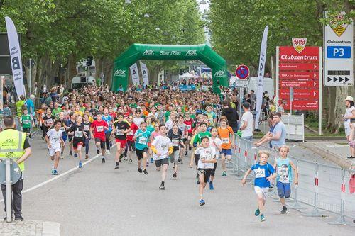 Stuttgart-Lauf: Sonderangebot für Schulen und Vereine