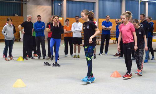 Muskelkater für Trainer