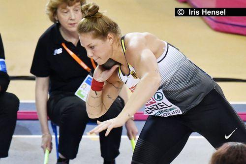 Halleneuropameisterschaften, 1.-3. März 2019 in Glasgow