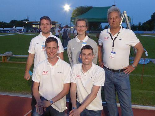Von der Jungkampfrichter-Initiative in Stuttgart zu den Deutschen Meisterschaften in Pliezhausen