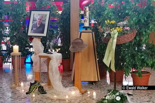Bewegender Abschied von Harald Olbrich in Sindelfingen