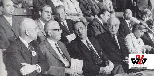 Erdteilkampf Europa-Amerika am 30./31. Juli 1969 in Stuttgart