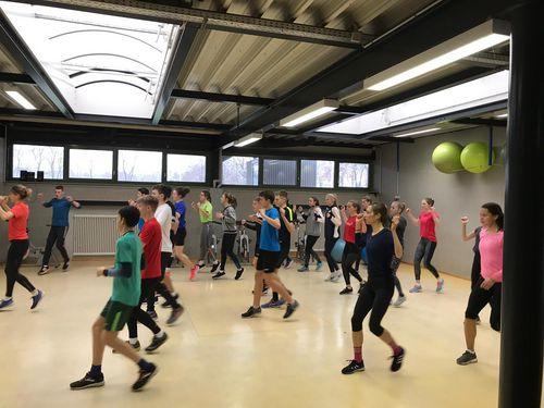Nachwuchsläufer starten in Mannheim ins neue Jahr
