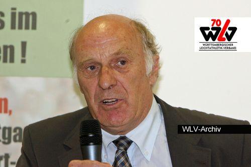 """Helmut Digel: """"WLV hat gute Arbeit geleistet"""""""