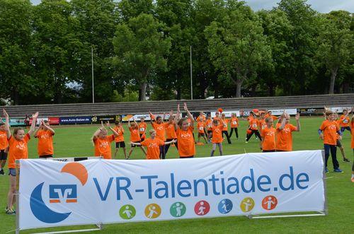 WLV Adventskalender Tag 20: Die VR-Talentiade