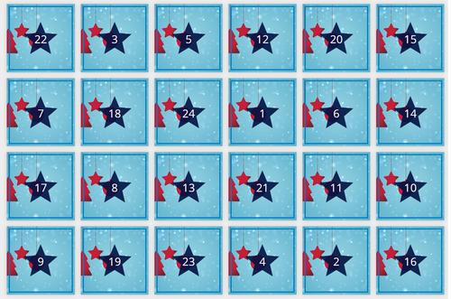 Adventskalender 2020 von BLV und WLV