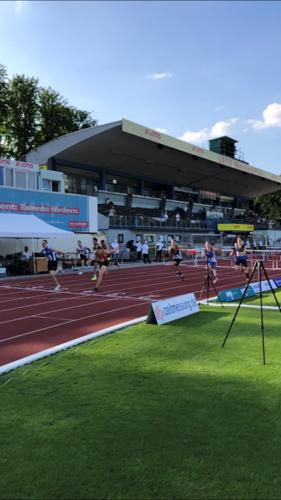 Deutsche U23-Meisterschaften, 26./27. Juni 2021 in Koblenz