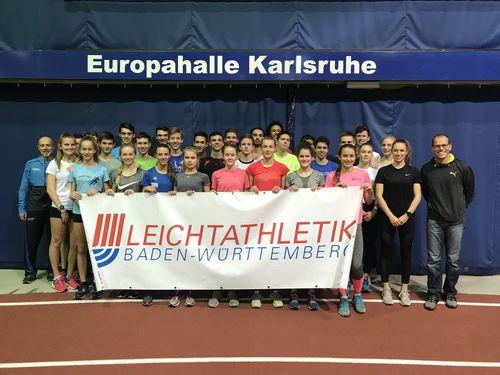Nikolaus-Lauf-Lehrgang in Karlsruhe