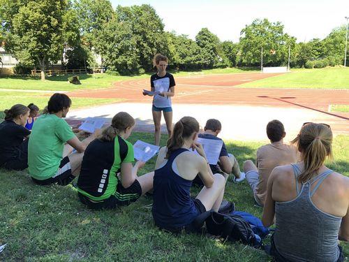 Hochschultag Leichtathletik feiert Premiere in Baden-Württemberg