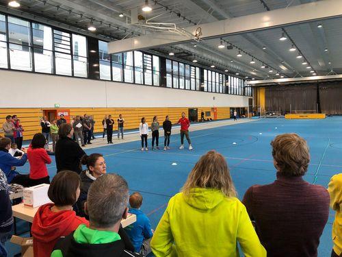 WLV Kongress Wettkampf & Leistung motiviert Vereinstrainer/innen
