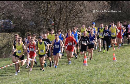 Baden-Württembergische Meisterschaften Crosslauf 2019 in Stockach
