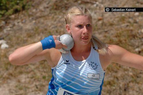 EM-Norm für Katharina Maisch