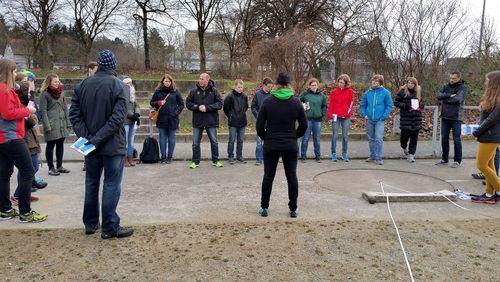 Kostenlos anmelden: WLV Jungkampfrichter-Initiative