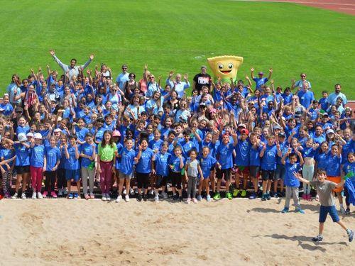 WLV Kinderleicht-Athletik VOR ORT 2018 wieder im ganzen Ländle unterwegs