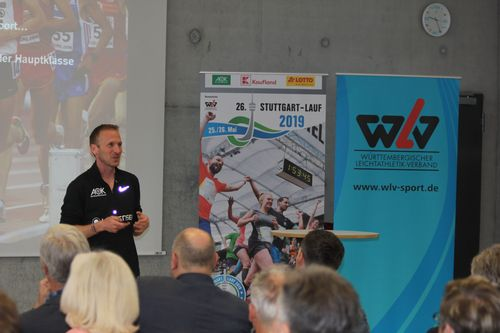 5. WLV Laufkongress mit Joey Kelly!