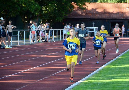 Jubiläum und starke Leistungen beim Run&Jump in Weissach im Tal
